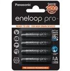 Polnilne baterije Panasonic Eneloop AA HR6, 2500 mAh, 4 kosi