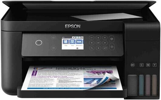 Poškodovana embalaža: večfunkcijska naprava Epson L6160