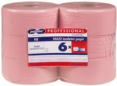 Toaletni papir Paloma Maxi, 1-slojni, 6 rol
