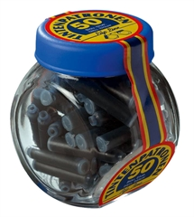 Bombice za nalivno pero, 50 kosov