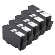 Komplet kartuš za HP CZ109AE nr.655 (črna), 5 kosov, kompatibilen