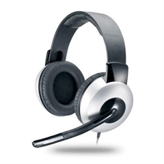 Slušalke z mikrofonom Genius HS-05A