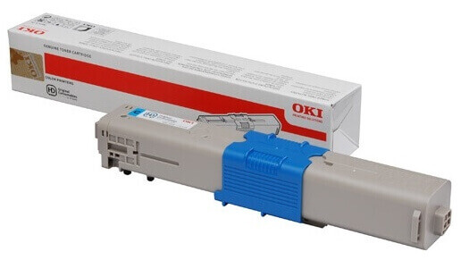 Toner OKI 46508715 (C332) (modra), original