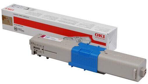Toner OKI 46508714 (C332) (škrlatna), original