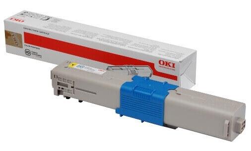 Toner OKI 46508709 (C332) (rumena), original