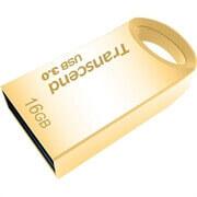 USB ključ Transcend JF 710, 16 GB, zlat, micro format