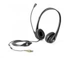 Slušalke z mikrofonom HP v2 (T4E61AA), žične