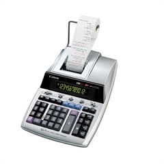 Namizni kalkulator Canon MP1211-LTSC, z izpisom