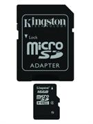 Spominska kartica Kingston microSD C4, 16 GB