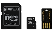 Spominska kartica Kingston microSD C10, 32 GB + adapter