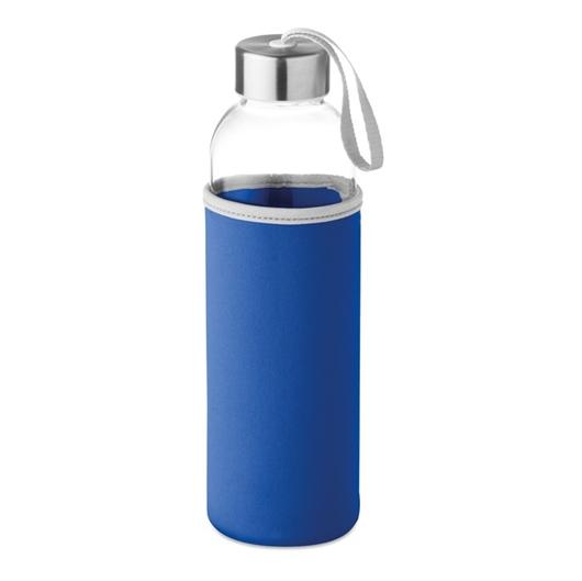 Steklenica Glass za vodo, 500 ml, modra