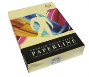 Barvni fotokopirni papir A4, živo rumen (canary), 500 listov