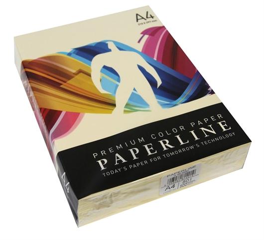 Barvni fotokopirni papir A4, slonovinasta (ivory), 500 listov