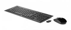 Tipkovnica HP N3R88A6 z miško, brezžična, poslovna