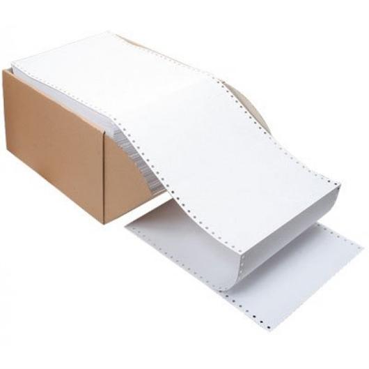 """Računalniški papir Bianco 234 x 12"""" 1+0"""