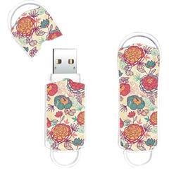 USB ključ Integral Xpression Flower, 32 GB