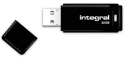 USB ključ Integral Black, 32 GB
