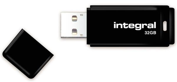 USB ključ Integral Black, 32 GB