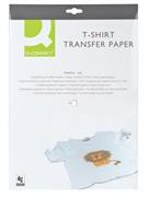 Transferna folija za majice Q-C KF01430, 10 listov