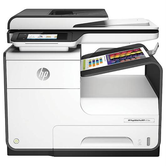 Večfunkcijska naprava HP PageWide Pro 477dw (D3Q20B)