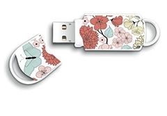 USB ključ Integral Xpression Butterfly, 32 GB