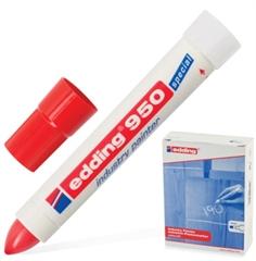 Flomaster Edding E-950 (pasta), rdeča