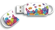 USB ključ Integral Xpression Puzzle, 16 GB