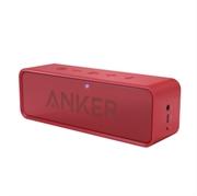 Prenosni zvočnik Anker Soundcore 6W, Bluetooth, rdeč