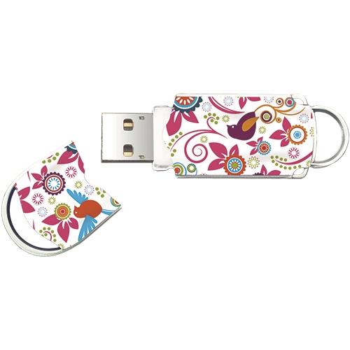 USB ključ Integral Xpression Bird, 64 GB
