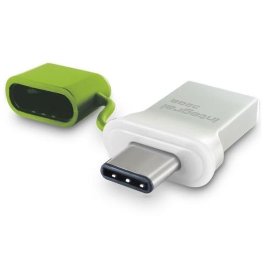 USB ključ + Micro USB tip-C Integral Fusion, 32 GB
