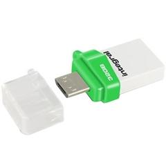 USB ključ Integral Fusion + micro USB, 32 GB