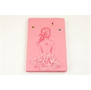 Blok A5 Balerina, 96 listov, roza