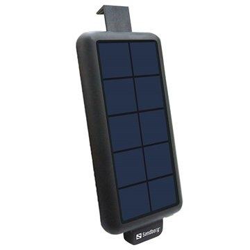 Prenosni polnilec Sandberg Solar PowerBack, 3.000 mAh, solarni