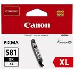 Poškodovana embalaža: kartuša Canon CLI-581BK XL (črna), original