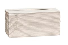 Papirnate brisače V-pregib, 1-slojne, 5.000 lističev, siva