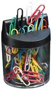 Magnetni lonček za sponke Staples + 150 sponk