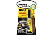 Lepilo UHU Alleskleber Super strong&safe, 7 g