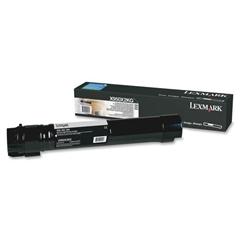 Toner Lexmark X950X2KG (črna), original