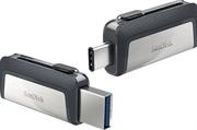 USB ključ SanDisk Ultra dual drive, 64 GB