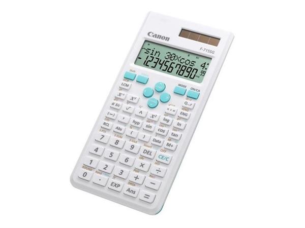 Tehnični kalkulator Canon F-715SG, bela