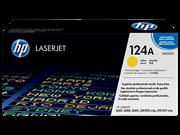 Poškodovana embalaža: toner HP Q6002A / 124A (rumena), original