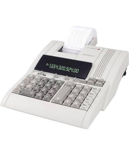 Namizni kalkulator Olympia CPD-3212T, z izpisom