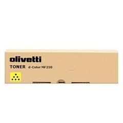 Toner Olivetti B0855 (rumena), original