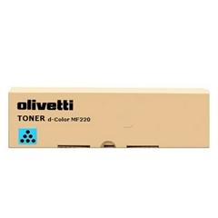 Toner Olivetti B0857 (modra), original