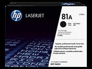 Poškodovana embalaža: toner HP CF281A 81A (črna), original