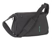 Torbica RivaCase 7450 PS, Hibridna ramenska SLR, črna