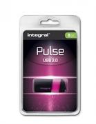 USB ključ Integral Pulse, 8 GB