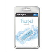 USB ključ Integral Pastel, 16 GB, blue sky