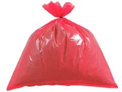 Plastične vreče za smeti, rdeče, 35 L, 50 kosov