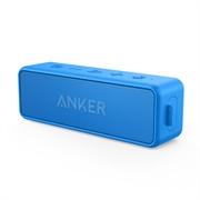 Prenosni zvočnik Anker Soundcore 2 x 6W IPX5, Bluetooth, moder